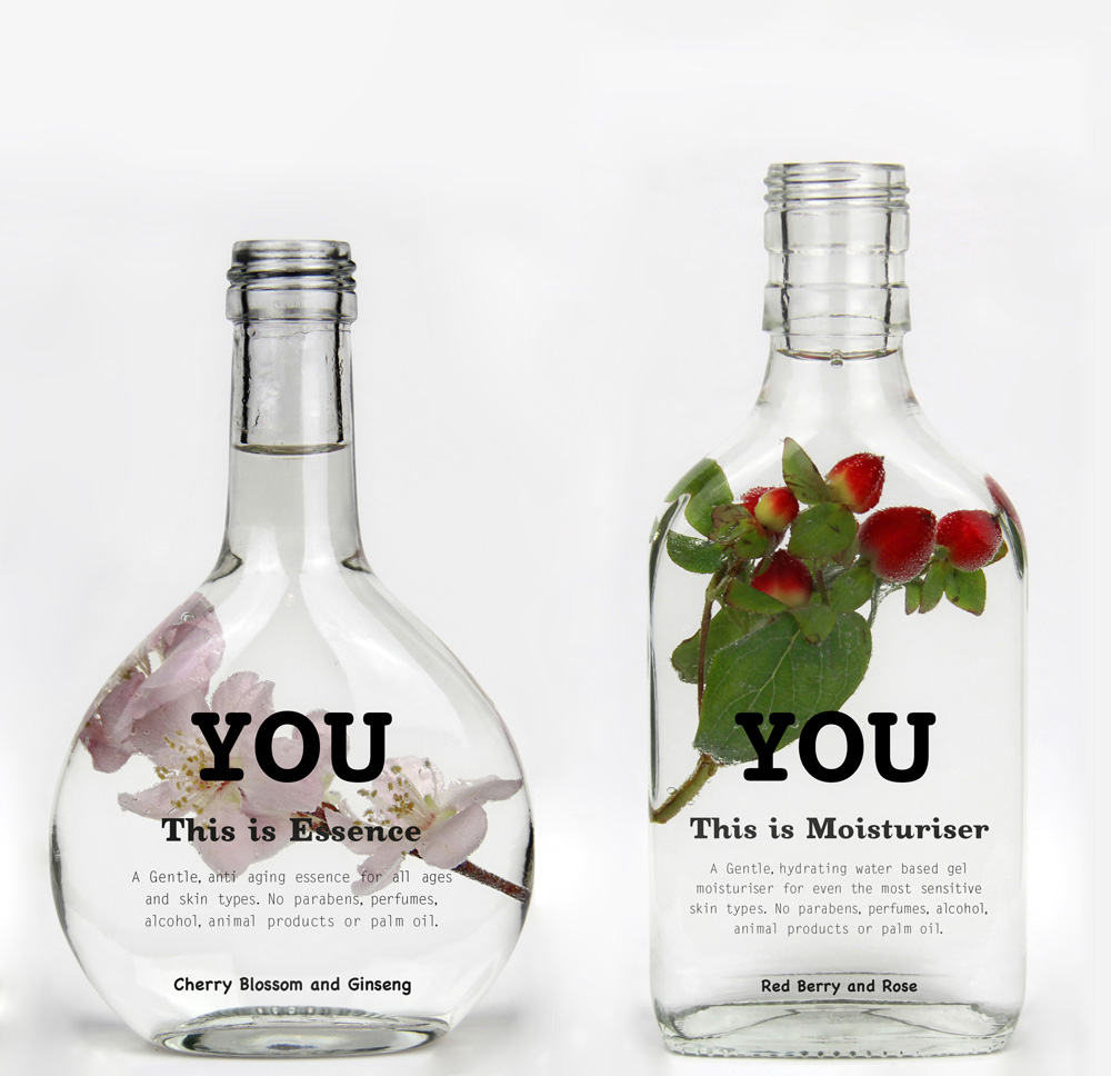You - Packaging Design