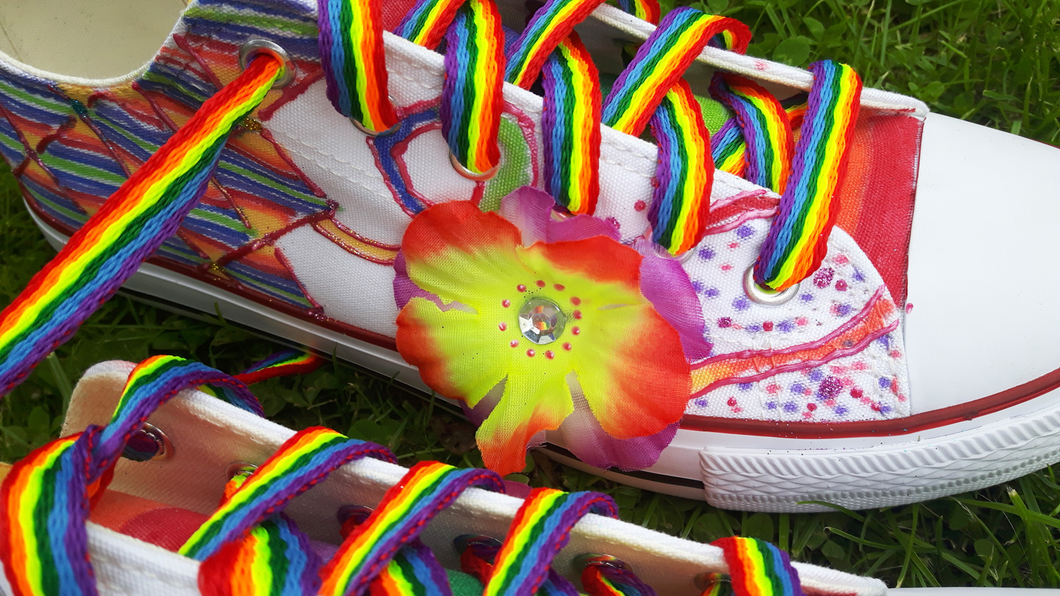 Pride Trainers - Sheffield Pride 2017
