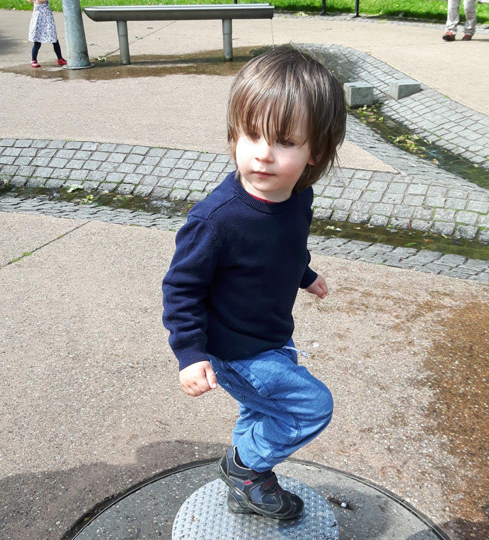 Elijah at Millhouses Park
